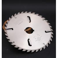 Quality Dry Wood Gang Rip Saw Blades SKS 51 Low Noise Smooth Cutting Surface for sale