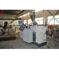 Ø110mm - 800mm Pipe Extrusion Line for water supply , water drainage well casing pipe