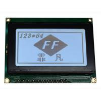 Quality Flat Rectangle Graphic Dot Matrix LCD Module 93*70mm For Communication Equipment for sale