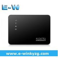 Quality New arrival Unlocked Alcatel One Touch Link Y858v 4G LTE Category 4 mobile hotspot 150mbps Up to 16 wireless users for sale