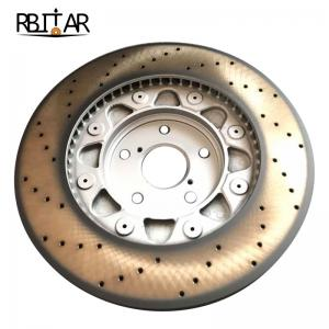 Quality 4351230371 Car Brake Disc Rotor 43512-30371 43512-30361 For Lexus GS350 for sale
