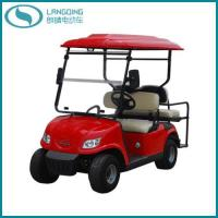 Quality Electric Golf Sightseeing Tourist Car 4 Seats (LQG042) for sale