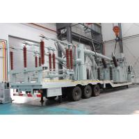 Quality 132 Kv Vehicle Mounted Transformer Substation /  Prefabricated Mobile Substation for sale