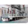 132 Kv Vehicle Mounted Transformer Substation / Prefabricated Mobile Substation for sale