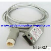 Quality ECG Patient Trunk Cable AAMI M1500A  Matching Layer Motor And Circuit Noise for sale