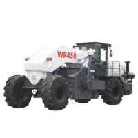 Quality High Efficiency Earthmoving Machinery / Road Building Machines 336kw Rated Power for sale