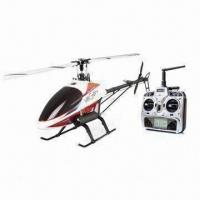 Quality RTF Nitro RC Helicopter with WK-2801PRO Transmitter and 820mm Overall Length for sale