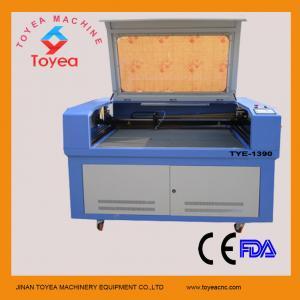 1390 Leather/cloth laser cutting cutter machine TYE-1390