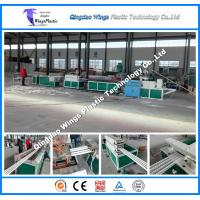 Quality High Quality PVC Corner Bead Extrusion Machinery / PVC Corner Bead Production Line for sale