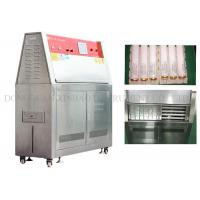 Quality Simulated Climate UV Aging Test Chamber Electric Driven Humidity Range 10% - 95% for sale