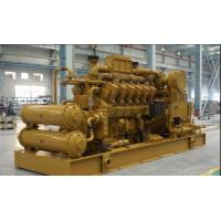 Buy cheap 1000Kw Natural Gas Generator Set from wholesalers