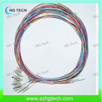 Quality Multimode LC Fiber Optical Pigtail 0.9mm for sale