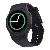 China Samsung S2 Fashion Shape 1.3 Inches 240 x 240 Pixels High Definition IPS Round-shaped Screen Smart Watch Phone on sale