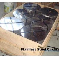 Quality Cold Rolled Stainless Steel Circle (304/201/409) for sale