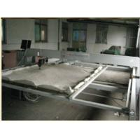 Buy Small Footprint Long Arm Machine Quilting With Single Needle 18 - 21# Needle at wholesale prices
