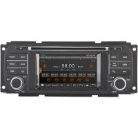China 2002 - 2007 Dodge Caravan DVD Player 3D Graphical User Interface Support Mirror Link on sale