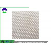 Multifilament Geotextile Filter Fabric , Water Permeability PP Filter Fabric For Drainage