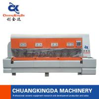 Quality Automatic Door And Windows Frames Machine Stone Polishing Auto With Belt for sale