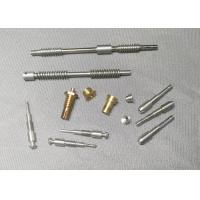 Quality Industrial High Precision Machined Parts Threaded for sale