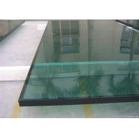 Quality Tempered Low E Glass Panels 4mm - 10mm Thickness For Hospital / School for sale