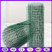 Buy cheap China ready stock 50 x50 mm euro fence mesh Pvc coating made in china from wholesalers