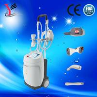 Quality CE Approved infrared rf vacuum roller massage velashape machine/ 4 handles velashape for sale