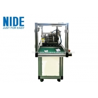 Quality Automatic Dc Motor Insulation Paper Cutting Machine With Punching Hole for sale