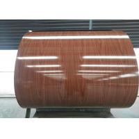Quality Easy cleaning Prepainted Galvalume Steel Coil AZ For Cold Room / Construction for sale