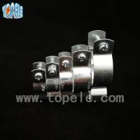 Quality Electro Galvanized Steel BS Standard Conduit Hangers Bolt And Nut Long Life for sale