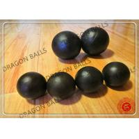 Quality Good Toughness Forged Grinding Balls Reliable With CE / ISO Certification for sale