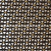 Quality Rigid pattern Architectural Woven Wire Mesh for sale