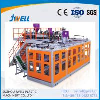 Quality Big Clamp Force Plastic Moulding Machine Auto Deflashing  Easier Dismounting for sale