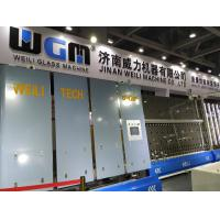 Quality Vertical Insulating Glass Processing Machine For Double Triple Low - E Coating Glass for sale