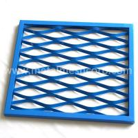 Buy Decorative Expanded Metal Mesh Wall Panels at wholesale prices