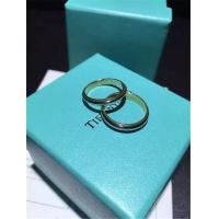Tiffany couple ring of 18kt  gold  with white gold or yellow gold