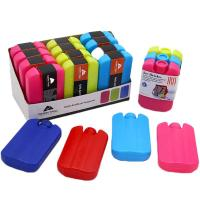 Quality Wholesale Mini High Quality Insulated Colorful Ice Cooler Pack For Kid's Lunch Bag for sale