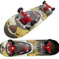 """Wholesale 31*8"""" canada maple skateboard made in China"""