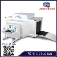Quality High Resolution Luggage Detector X Ray Detection Equipment Super Size At100100 for sale