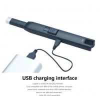 Quality Plasma USB Rechargeable Lighter Usb Powered Flameless Electric Arc Lighter for sale