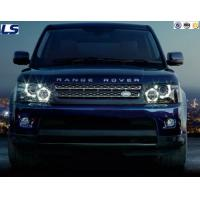 China LED Angel Eyes HID Head Lamps Lights for Range Rover Sport 2010-2012 on sale