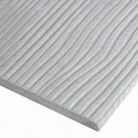 Quality Fiber Cement Board with Non-asbestos and 13MPa Bending Strength, Force-resistant  for sale