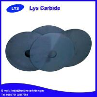 Quality Tungsten Carbide Disc Cutters Blanks for sale