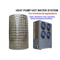 Quality 4.0 Cop Commercial Grade Water Heater , Air Energy Water Heater Freestanding for sale