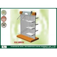 Quality Customized multifunction clothing racks for retail stores display shelf for sale