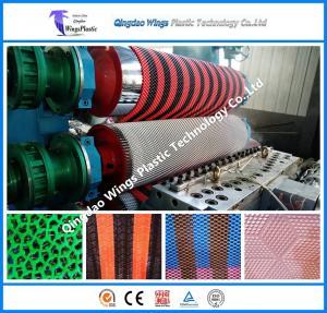 Quality Plastic PVC Anti-Slip Mat Production Line Extrusion Line Manufacturing Machine for sale