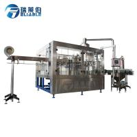 Buy cheap 0.3 - 2L Aseptic Carbonated Soft Drink Filling Machine from wholesalers