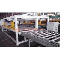 Quality High Efficiency Automatic Stacking Machine , High Speed Palletizer Horizontal Gripper Type for sale