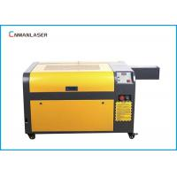 Buy cheap 6040 USB CO2 Laser Cutting And Engraving Machine With Honeycomb Table Rotary System from wholesalers