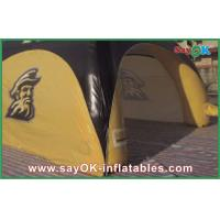 China Outdoor Lighting Inflatable Giant Dome Tent Damp Proof For Camping on sale