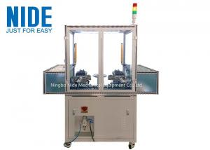 Quality Wheel hub motor external rotor wedge inserting machine for sale
